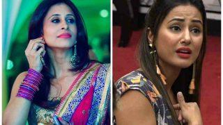 Bigg Boss 11: After Karan Patel, Kishwer Merchant Criticises Hina Khan On Twitter