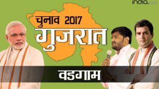 गुजरात चुनावः वडगाम में जिग्नेश मेवानी और बीजेपी उम्मीदवार के बीच है फाइट