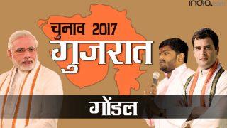 गुजरात चुनावः गोंडल सीट पर है त्रिकोणीय मुकाबला