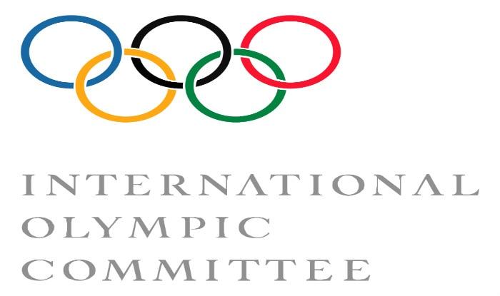 IOC logo.