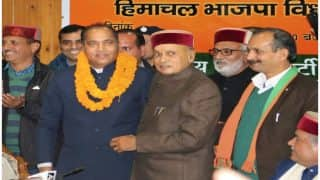 Himachal Pradesh Government 2017: Full List of Ministers With Portfolio in Jai Ram Thakur Cabinet