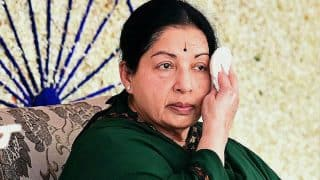 Jayalalithaa Cannot be Termed Convict in Disproportionate Assets Case, Says Madras High Court; Dismisses Plea Challenging Construction of Memorial