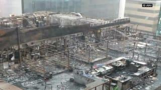 Kamala Mills Fire Broke Out Due to Flying Embers From Hookahs Illegally Served at Mojo's Bistro, Claims BMC Report