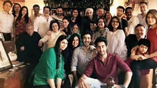 Kareena Kapoor Khan And Saif To Bring Taimur For The Annual Christmas Lunch Hosted By The Kapoors
