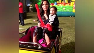 Katrina Kaif Enjoying A Joyride With Salman Khan's Nephew Ahil Is The Best Thing You'll See Today