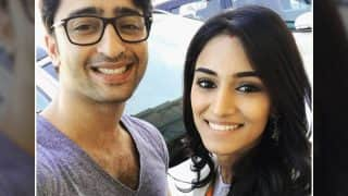 Shaheer Sheikh And Erica Fernandes Are Very Much Together, Here's Proof