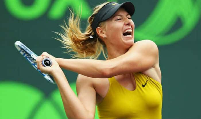 Maria Sharapova Gets Mid Match Marriage Proposal Tennis Star S Reply Is Winning Hearts Watch Video India Com