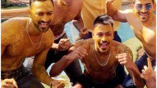 भाई की शादी में पांड्या ने की जमकर मस्ती, VIDEO वायरल