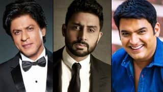 Shah Rukh Khan And Abhishek Bachchan Are The Real Kings Of Comedy; Feels Firangi Actor Kapil Sharma