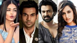 Prabhas - Shraddha Kapoor, Aishwarya Rai Bachchan - Rajkummar Rao: 5 Fresh Jodis To Look Forward To In 2018