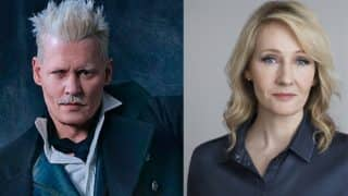 JK Rowling Breaks Silence on Johnny Depp Joining Fantastic Beasts and Where to Find Them Franchise as Grindelwald