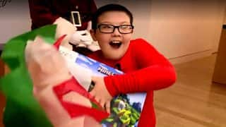Microsoft Surprises Nine-year-old  Who Gave Up Xbox To Donate Blankets: Watch Video