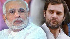 पीएम नरेंद्र मोदी ने राहुल गांधी को दी जन्मदिन की शुभकामनाएं, लिखा ये संदेश...