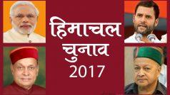 हिमाचल प्रदेश चुनाव नतीजे LIVE: थोड़ी देर में शुरू होगी काउंटिंग, सत्ता में लौटेगी बीजेपी?