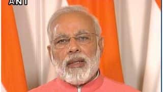 PM Narendra Modi Announces Package of Relief Measures For Cyclone Affected States