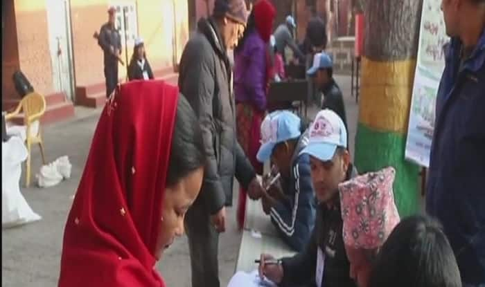 Voting underway in Nepal