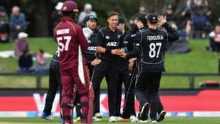 New Zealand Beat Windies in Third ODI to Complete Whitewash