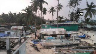 चक्रवात ओखी ने लक्षद्वीप में मचाई भारी तबाही, अब तक 13 लोगों की मौत