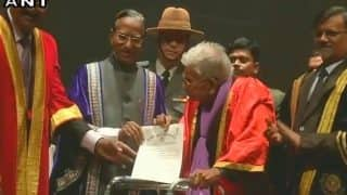 पटना के बुजुर्ग को मिली 98 साल की उम्र में MA की डिग्री