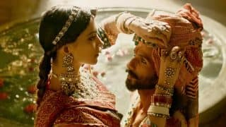 Padmavati Row: 'Tourism-Oriented' State Goa May Ban The Sanjay Leela Bhansali Directorial