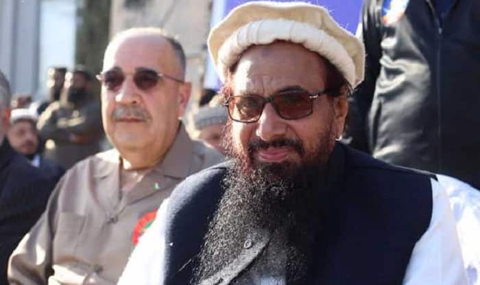 India to take up Palestine envoy's presence in Hafiz Saeed's rally