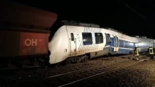 Germany: Passenger Train, Freight Train Collide on Same Track Near Duesseldorf, Six Injured