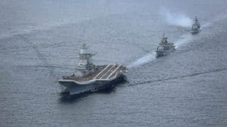 Navy Day: Meet INS Vikramaditya, India's Largest Warship And Pride of Navy