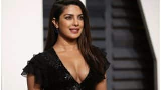 Zee Cine Awards 2018: Priyanka Chopra To Charge A Whopping Rs 5 Crore For A 5-Minute Dance Performance