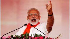 बीजेपी की जीत पर गदगद हुए मोदी, लिखा- 'जय जय गरवी गुजरात!'
