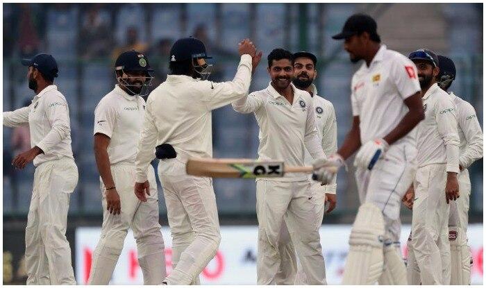 फिरोजशाह कोटला मैदान पर खेले जा रहे तीसरे और निर्णायक टेस्ट मैच के चौथे दिन मंगलवार को भारत द्वारा रखे गए 410 रनों के लक्ष्य के सामने श्रीलंकाई टीम अच्छी शुरुआत नहीं कर पाई...