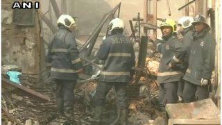 मुंबई: नाका-कुर्ला में दुकान में लगी भीषण आग, 12 लोगों की मौत