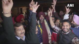 पंजाब निकाय चुनाव में कांग्रेस की आंधी, अकाली-बीजेपी की करारी हार, AAP साफ