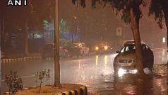 दिल्ली-एनसीआर में बूंदाबांदी, बढ़ सकती है ठंड