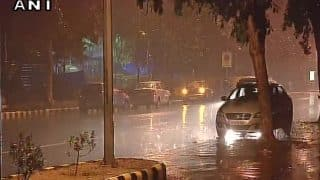 Delhi Receives Moderate Rains, IMD Likely to Record Low Pollution Levels
