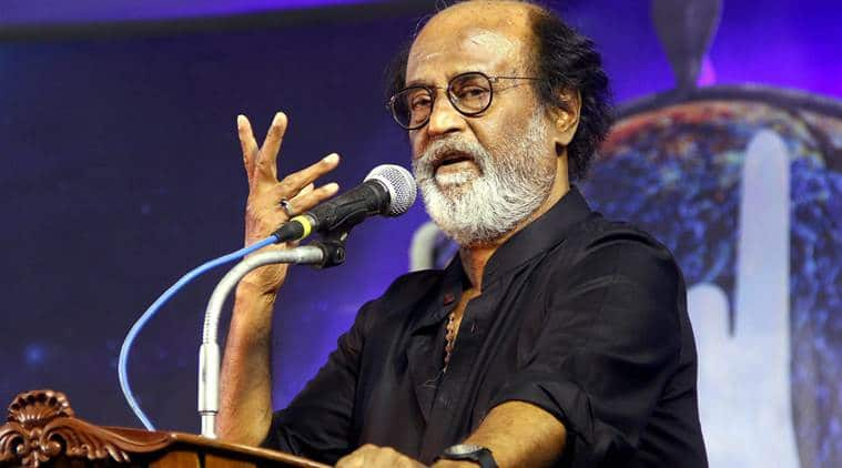 Superstar Rajinikanth Says ' Will announce my political stand on December 31'