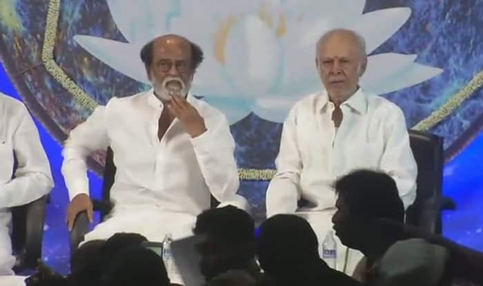 Rajinikanth: Will announce my decision on Dec 31