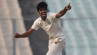 Rajneesh Gurbani of Vidarbha Becomes Second Bowler to Claim a Hat-trick in Ranji Trophy Final