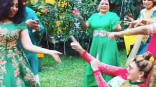 Rakhi Sawant's 'Naagin' Dance At Bharti-Haarsh's Wedding Is What We Cannot Miss: Check Out Video