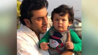 Here's Why Ranbir Kapoor Didn't Click A Picture With Taimur Ali Khan Until The Christmas Lunch Yesterday - Exclusive