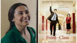 Rani Mukerji's Hichki Is An Official Remake Of The American Film 'Front of the Class'