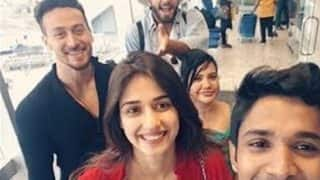 Ranveer Singh Photobombs Tiger Shroff And Disha Patani As They Head For Their Romantic Get Away
