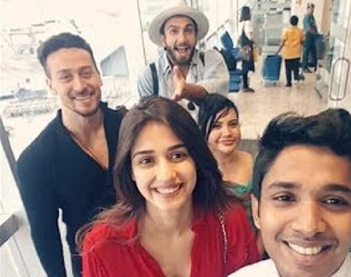 ranveer-singh-gets-goofy-with-tiger-shroff-and-disha-patani-at-the-airport