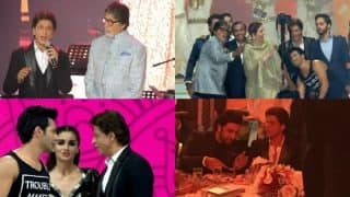 Shah Rukh Khan, Amitabh Bachchan, Alia Bhatt, Varun Dhawan Grace The Starry RIL 40 Event-  View Pics