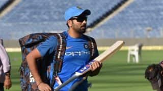 श्रीलंका के खिलाफ टी-20 सीरीज में भारत के कप्तान होंगे रोहित