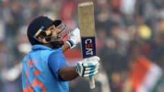 Rohit Sharma Scores His Third Double Century in ODIs, Betters Own Record