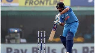 Rohit Sharma Climbs to No.5 in ICC Rankings For ODI Batsmen