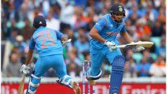 IND vs SL मोहाली वनडे Live: भारत के 100 रन पूरे, धवन ने जमाई हाफ सेंचुरी