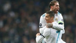 Cristiano Ronaldo One of Best in History, Deserves Respect, Says Real Madrid Captain Sergio Ramos
