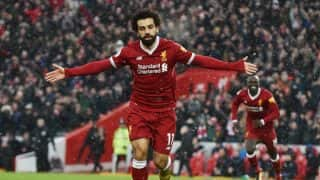 Mohamed Salah Trying Too Hard to Reach Messi And Ronaldo's Level, Says Former Liverpool Striker Heskey