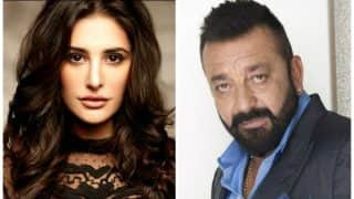 Nargis Fakhri To Return To Bollywood Opposite Sanjay Dutt In Torbaaz